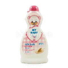 My Baby Sabun Bayi dengan Susu dan Oat