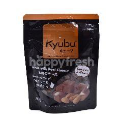 Kyubu Chocolate & Almond Japanese Style Cheese Cubes