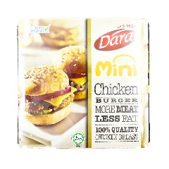Dara Mini Chicken Burger