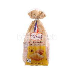แซงค์ มิเชล แมดเดอเลน ขนมเค้กไข่สไตล์ฝรั่งเศส 250 กรัม