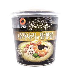 Daesang Nagasaki Mild Seafood Soup With Rice