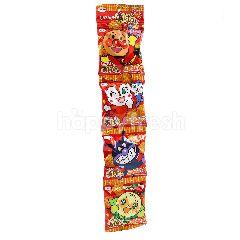 Befco Kuriyama Anpanman Agesen Strip (Rice Snack)