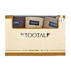By Tootal Celana Dalam Pria Pure And Simpel Model BTB-689 Ukuran L