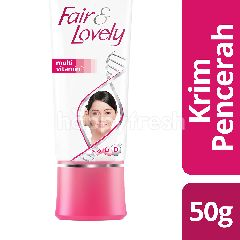 Fair & Lovely Krim Wajah Multi Vitamin