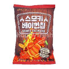 Binggrae Macaroni Flavoured Smoky Bacon Chip