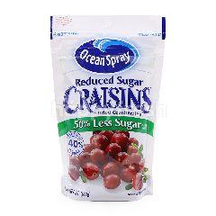 Ocean Spray Reduced Sugar Craisins Dried Cranberries
