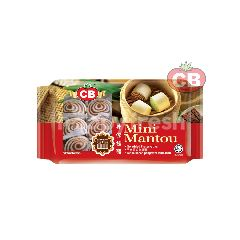 CB Mini Mantou Chocolate (20 Pieces)