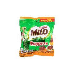 Nestle Milo Nuggets Chocolate