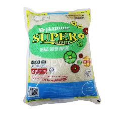 Jasmine Super Imported Thailand Rice (Beras) 5KG