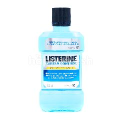 Listerine Obat Kumur Antiseptik Pengontrol Karang Gigi