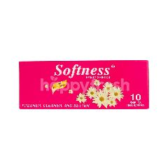 Softness Panty Liners Tanpa Pewangi
