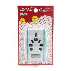 Loyal Stop Kontak 10A-250V