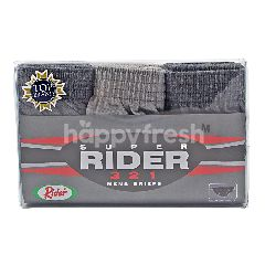Rider Men's Brief Underpants Model R 321 B Size M