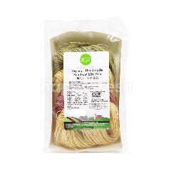 SIMPLY NATURAL Organic Handmade Rainbow Noodle
