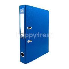 Bantex File Holder Folio 50mm Cobalt Biru