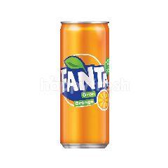 Fanta Orange Flavoured Carbonated Soft Drink 320ml