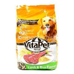 VITA PET Lamb & Rice Flavour