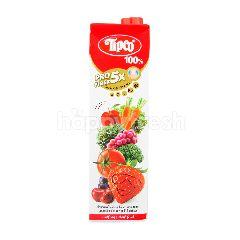 ทิปโก้ น้ำผักผสมน้ำผลไม้รวม สูตรเชอร์รี่เบอร์รี่ 1 ลิตร