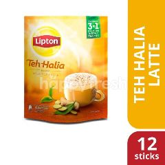 Lipton Milk Tea 3 in 1 Teh Halia (12 Sticks)