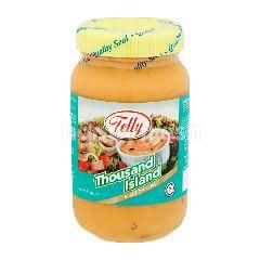 TELLY Thousand Island Salad Dressing