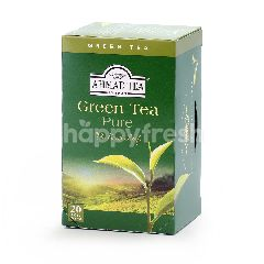 Ahmad Tea London Green Tea Pure (20 Tea Bags)