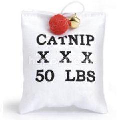 BeezTees Beestees Canvas Sack Love With Catnip (10cm)