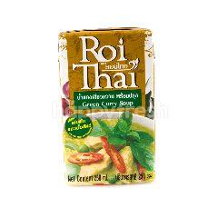 รอยไทย น้ำแกงเขียวหวาน พร้อมปรุง
