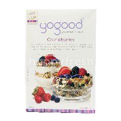 Yogood Gourmet Muesli Cran and Berries