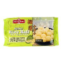 Spring Home Mini Rice Ball - Durian