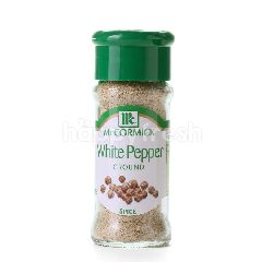 Mccormick White Pepper Ground Spice