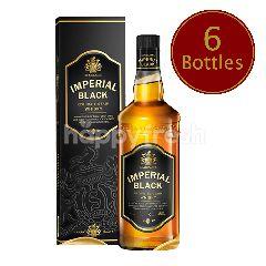 Imperial Black Whisky 6 Bottles