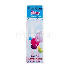 Freshcare Minyak Angin Rol On dengan Rasa Bubble Gum
