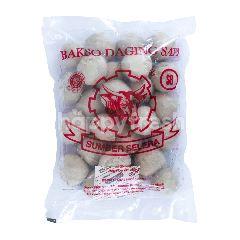 Sumber Selera Bakso Daging Sapi