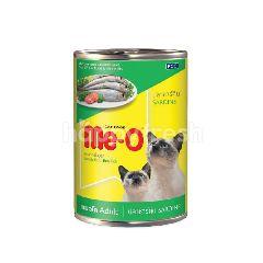 มีโอ อาหารแมว ปลาซาร์ดีน 400 กรัม