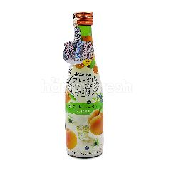 YOMEISHU Fruit And Herb Liqour Apricot And Juniper Berry