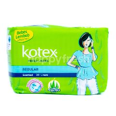 Kotex Fresh Liners Regular