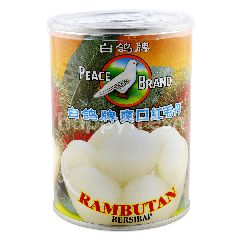Peace Fancy Rambutan In Heavy Syrup