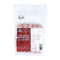 Bali Highlands Organik Little-Smokey Nuremberger Pork Sausage