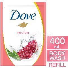 Dove Go Fresh Sabun Mandi Buah Delima dan Lemon Verbena