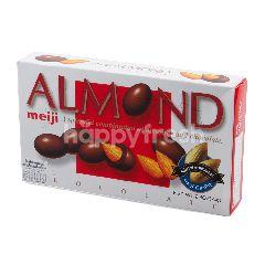Meiji Almond Chocolate Ball