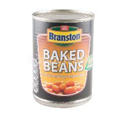 แบรนตัน ซุปมะเขือเทศผสมถั่วขาวอบ