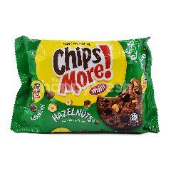 CHIPS MORE Hazelnut Mini Chocolate Chip Cookies