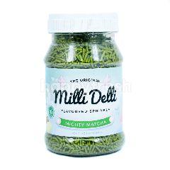 Milli Delli Mighty Matcha