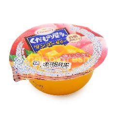 Tarami Kyasan Mango & White Peach Jelly