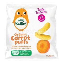 LITTLE BELLIES Baby Puffs - Yummy Carrot