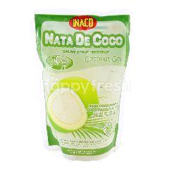 Inaco Nata De Coco dalam Sirup Rasa Cocopandan