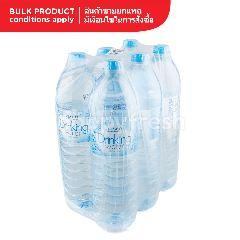 เทสโก้ น้ำดื่ม 1.5 ลิตร (แพ็ค 6)