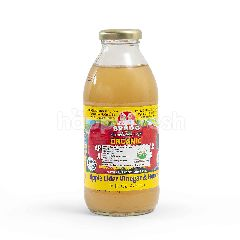 Bragg Minuman Cuka Apel Cider Organik Rasa Madu