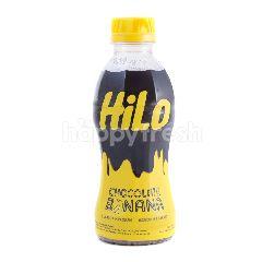 HiLo Minuman Rasa Cokelat dan Pisang