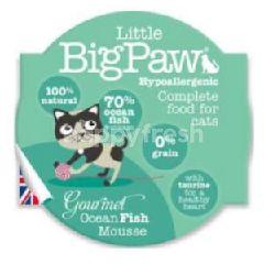Little Big Paw (Cat) Pot Gourmet Ocean Fish (Hypo) 85g